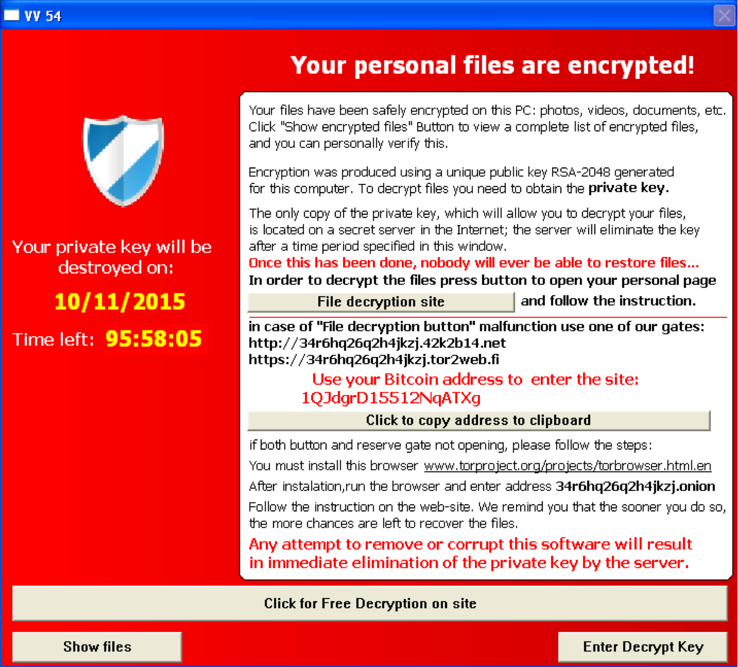 Latest TeslaCrypt Ransomware Borrows Code From Carberp Trojan