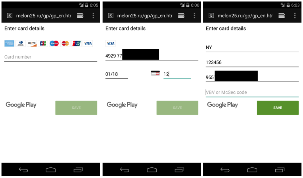 "New Android Trojan ""Xbot"" Phishes Credit Cards and Bank"