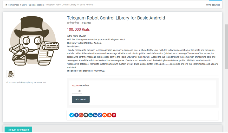 TeleRAT: Another Android Trojan Leveraging Telegram's Bot API to