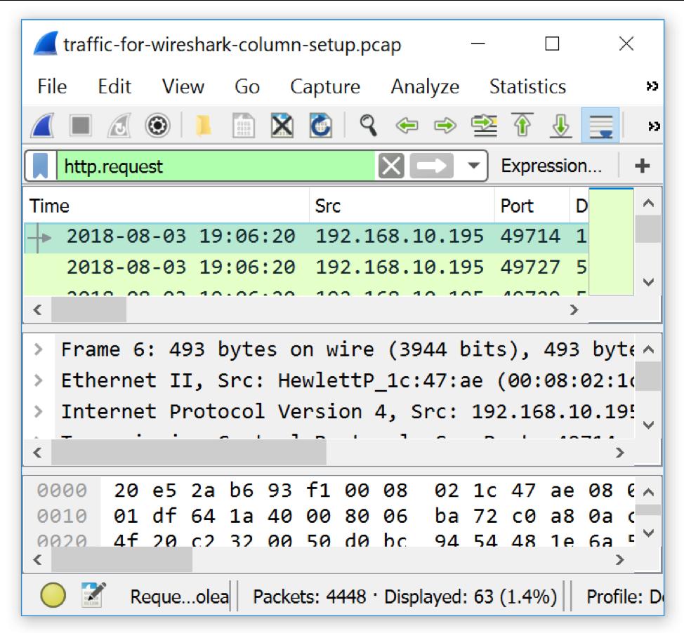 Wireshark によるパケット解析講座 2 - Palo Alto Networks