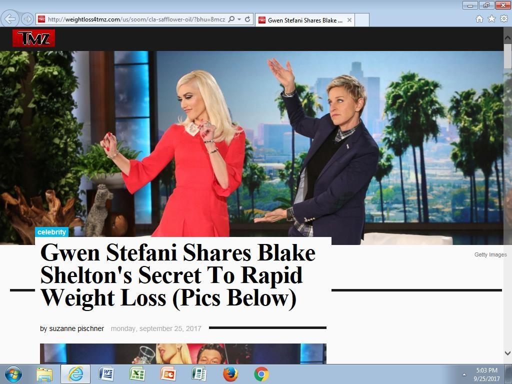 図3 Gwen Stefaniの変種