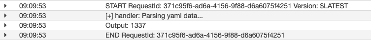 umair-akbar-lambda poc 9 logs - Gaining Persistency on Vulnerable Lambdas