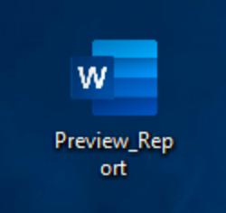 図3 Microsoft Wordアイコンを真似たダウンローダ