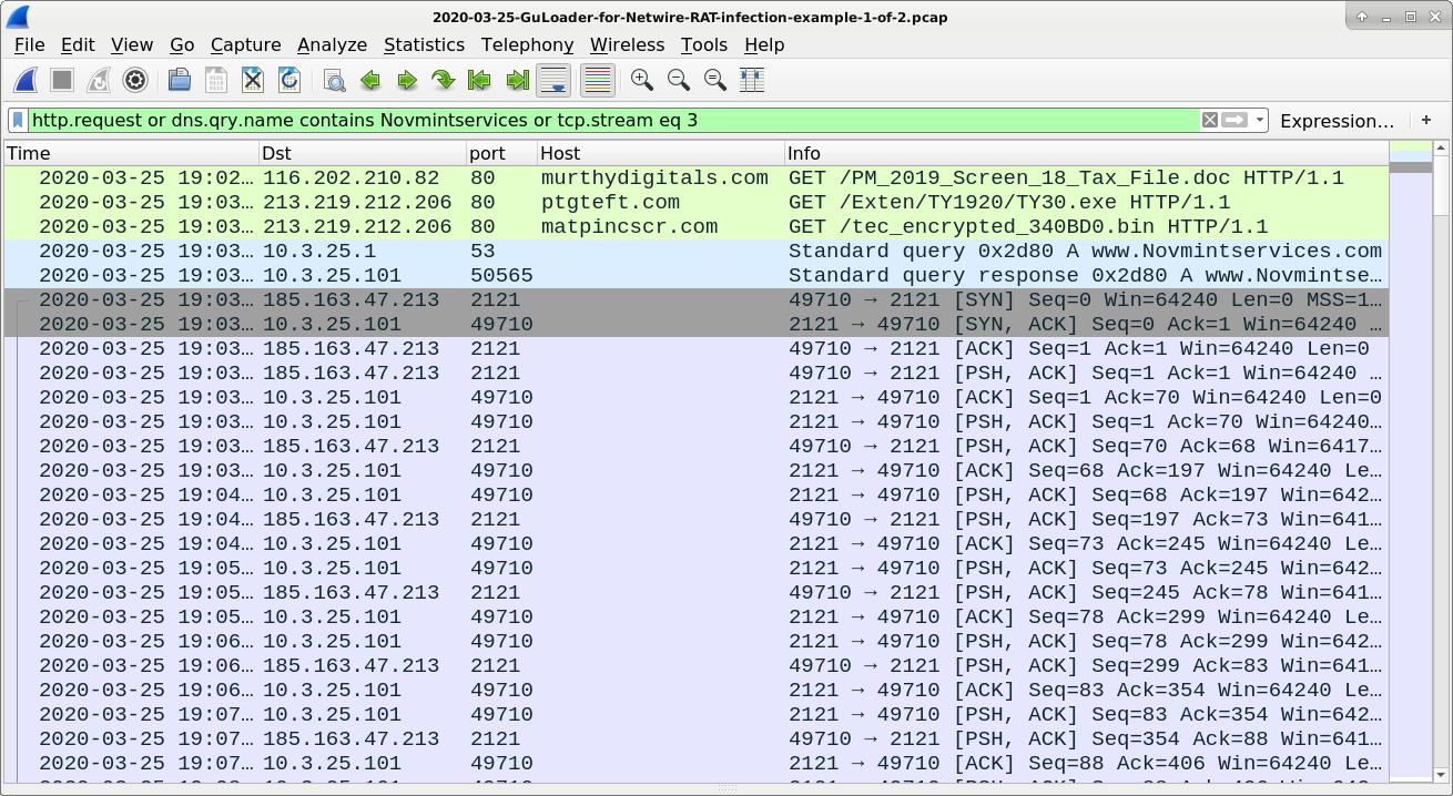 parallel port game shark wiring diagram guloader malspam campaign installing netwire rat  malspam campaign installing netwire rat