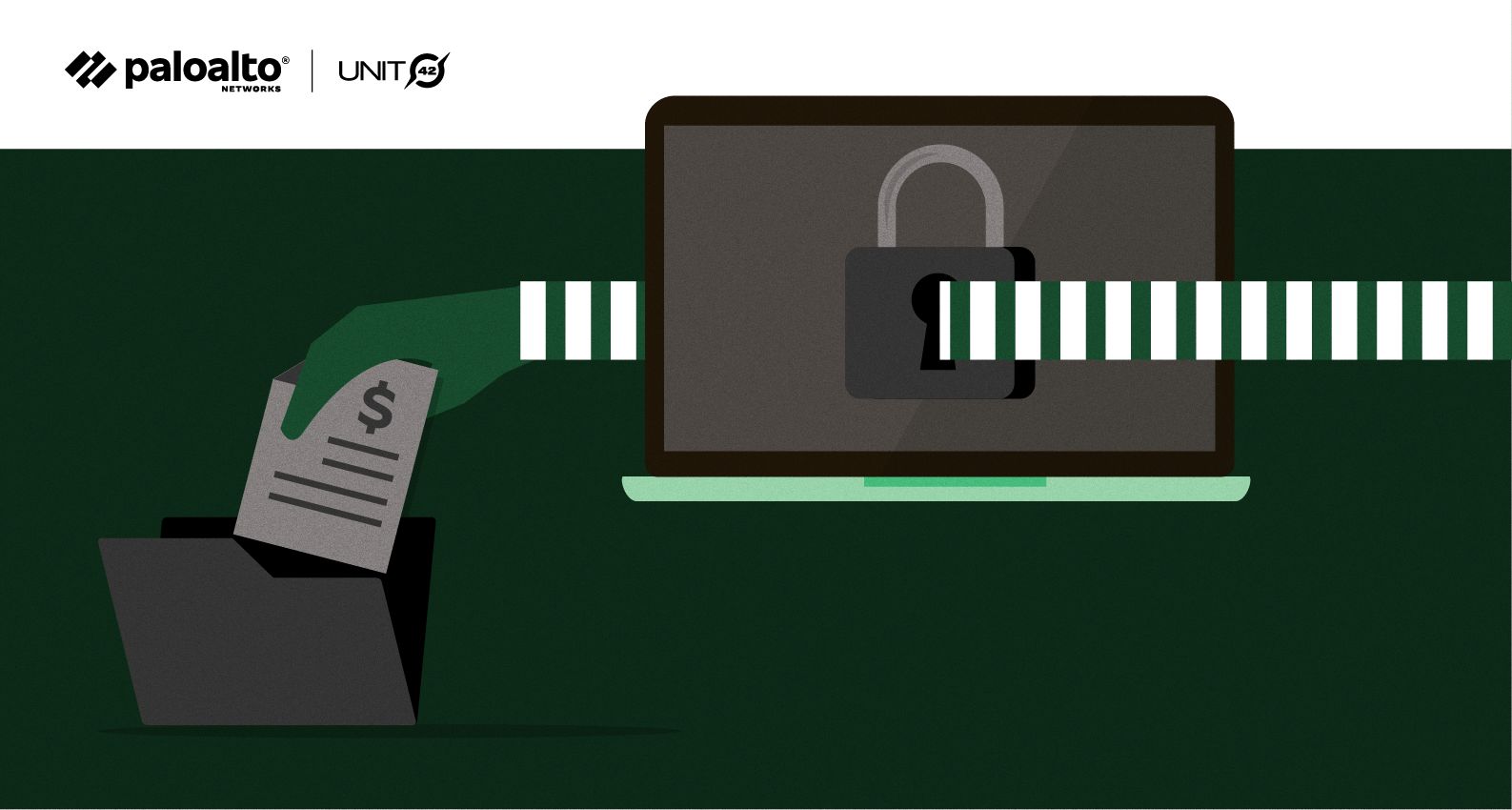 Conceptual image illustrating WastedLocker ransomware
