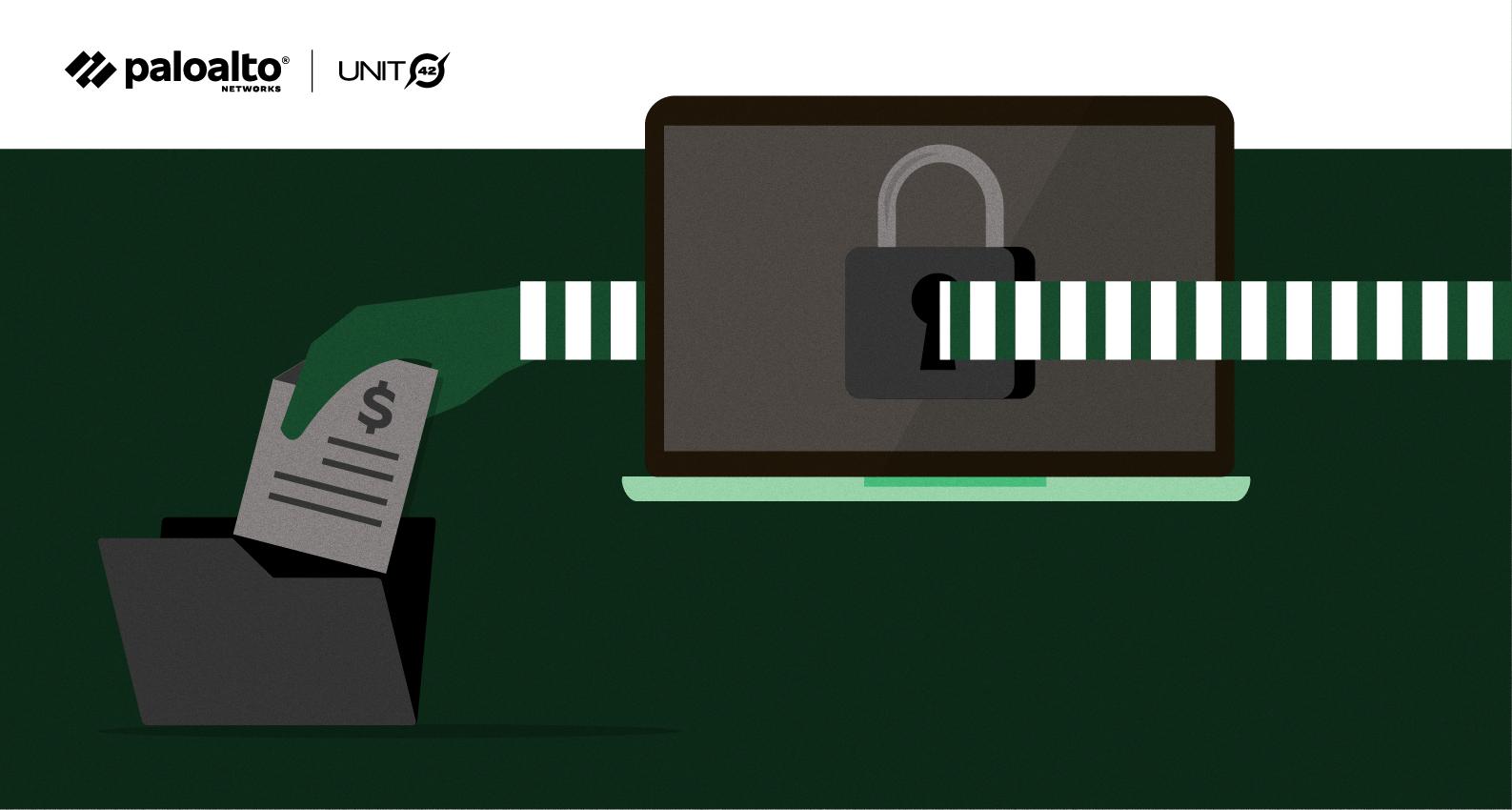 Conceptual image illustrating WastedLocker ransomware