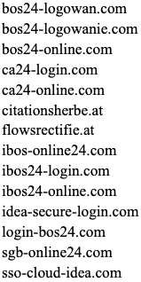 Resolutions associated with 34.106.243[.]174